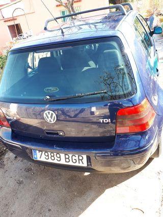 Volkswagen Golf 2001 diesel