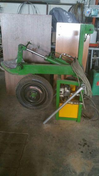 Tijeras tractor con toma de fuerza