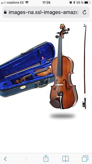 Violin 4/4 Stentor segunda mano  España
