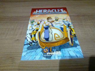 Manual juego ps2 heracles