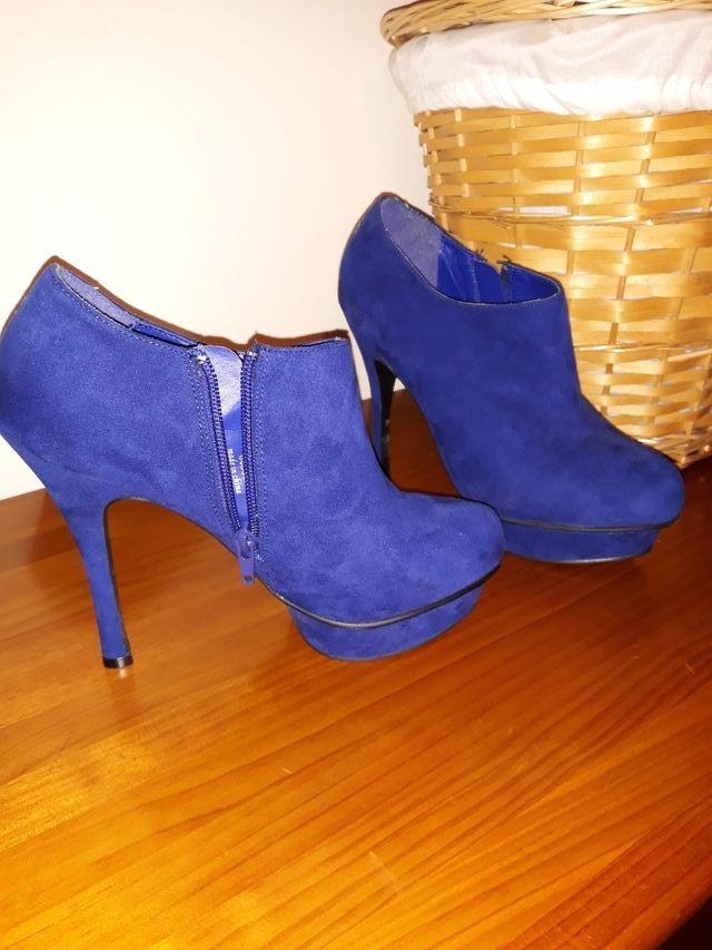 talla 40 38121 35e97 Zapatos marypaz de segunda mano por 8 € en Puerto de Sagunto ...