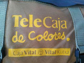 Telecaja de colores Caja Vital
