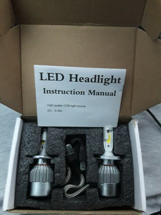 bombillas led h4