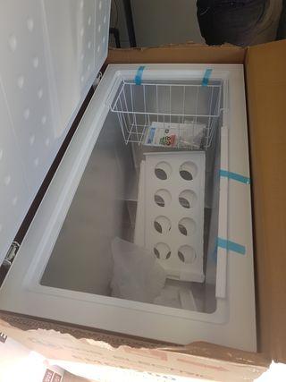 Arcon congelador nuevo