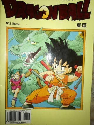 comics manga dragon ball