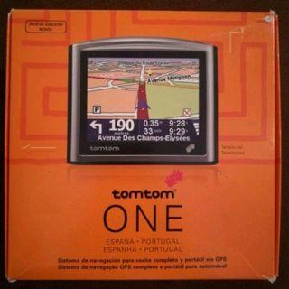 TOMTOM ONE v4 4N00.012