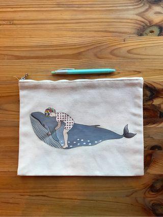 Neceser ballena
