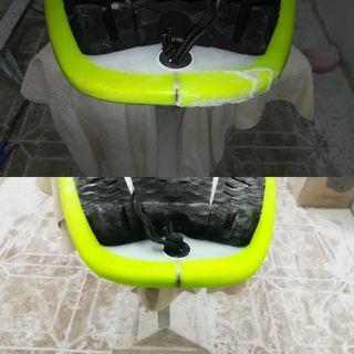 Reparación de tablas de Surf