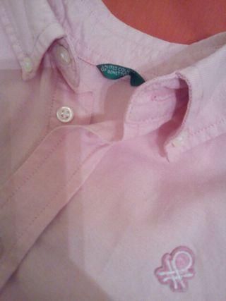 Camisa Niño Benetton