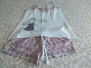 Pijama de verano.