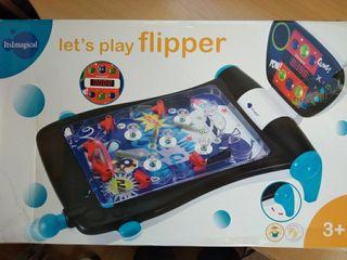 Juego de mesa, Flipper