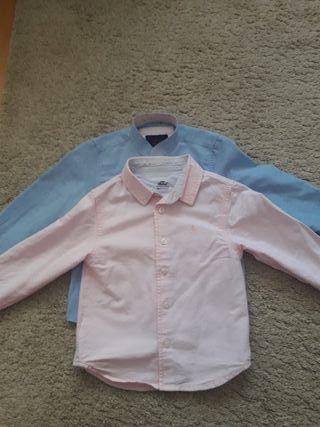 camisas niño 2-3 años