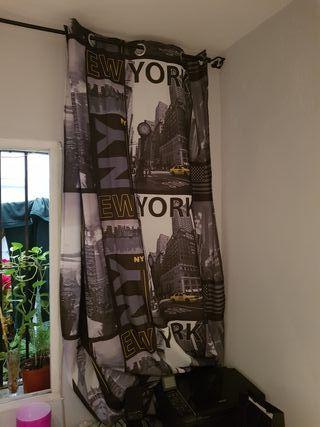 cortinas NY