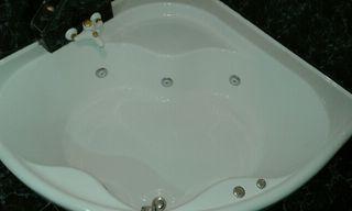 bañera idromasaje
