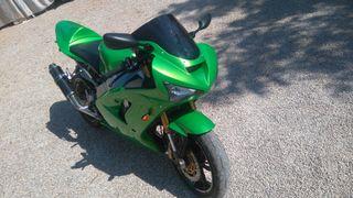 Kawasaki zx6r 636 2003