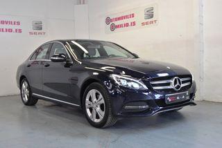 Mercedes C220 cdi avantgarde 170cv AUT