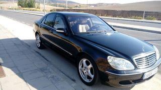 Mercedes-benz Clase S aut.