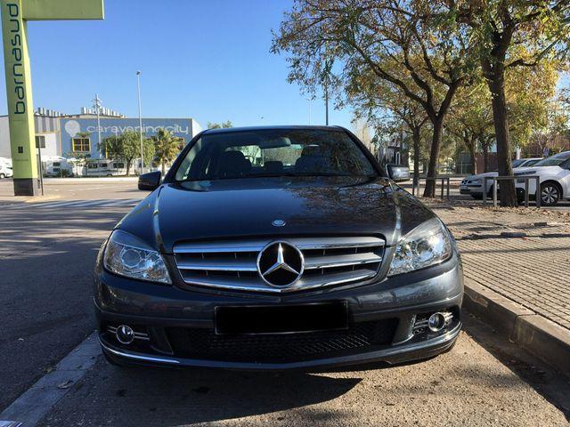 Mercedes C200 CDI avantgarde 2010