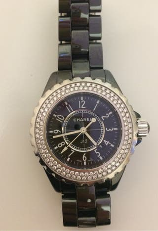 Reloj Chanel J12 Diamantes