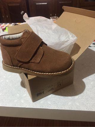 Zapato nino