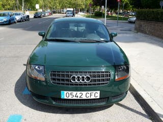 Audi TT Cuattro 2003