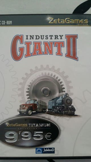 Industri Giant II Pc