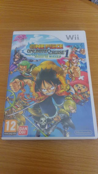One piece unlimited cruise 1 Wii PAL