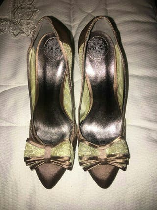 Zapatos tacones tacon