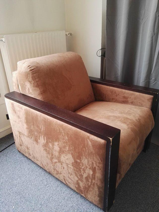 fauteuil la maison du convertible