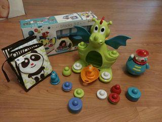 Juguetes bebé imaginarium