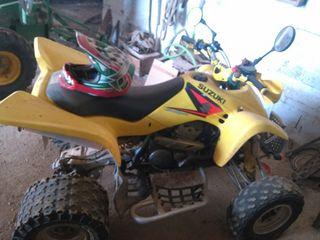 quad suzuki 400