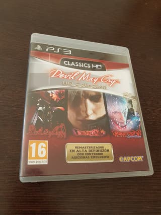 devil may cry HD collection ps3 pal