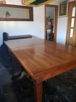 mesa de comedor billar
