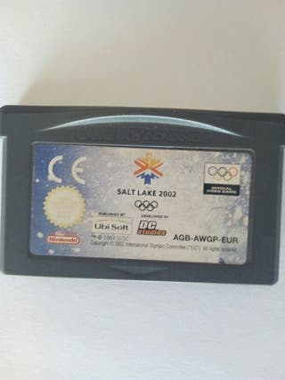Videojuego Salt Lake 2002 (GBA)