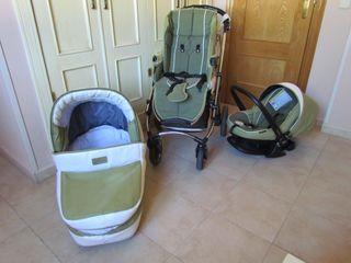 Carro bebé Bebecar Privé