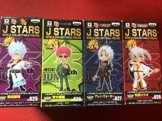 J-STARS WFC banpresto Vol.4