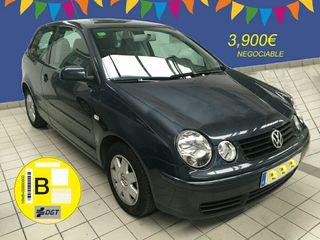 Volkswagen Polo 1.4 hitline gasolina MEJOR PVP
