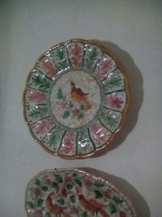 platos de talabera