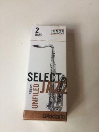 Cañas Saxo Tenor Jazz Select