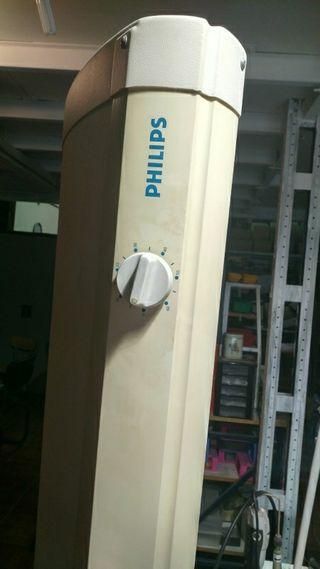 maquinas rayos uva Philips buen estado