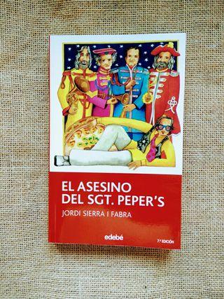 3x2 El asesino del Sgt. Pepper's. Libro