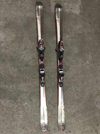 Esquís y Botas