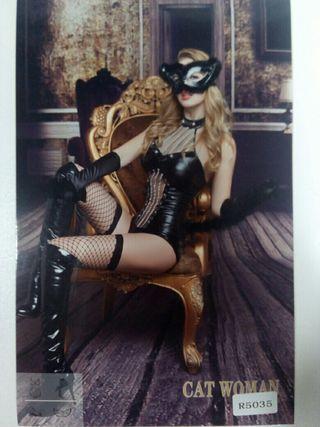 Disfraz de CatWoman, Gata