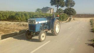 Trabajos con tractor