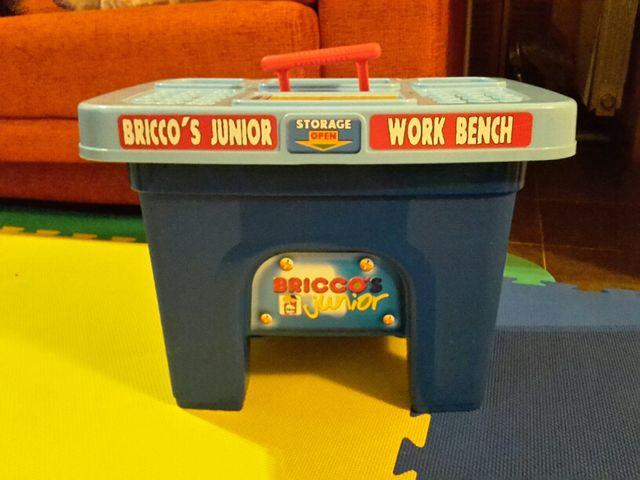 banco de herramientas infantil