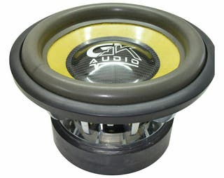 subwoofers Gk audio kevlar