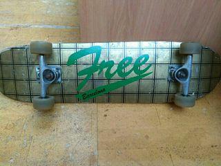 skate free barcelona