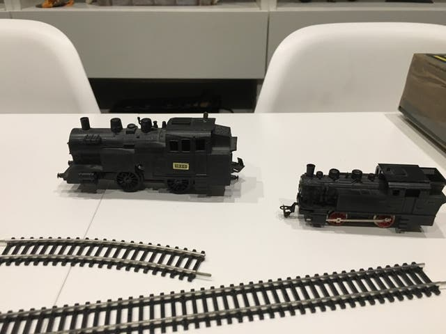locomotora ho