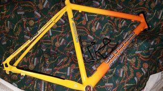 Cuadro bicicleta bici