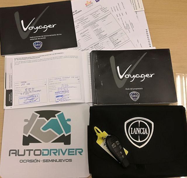 Lancia Voyager 2.8 CRD GOLD PLUS